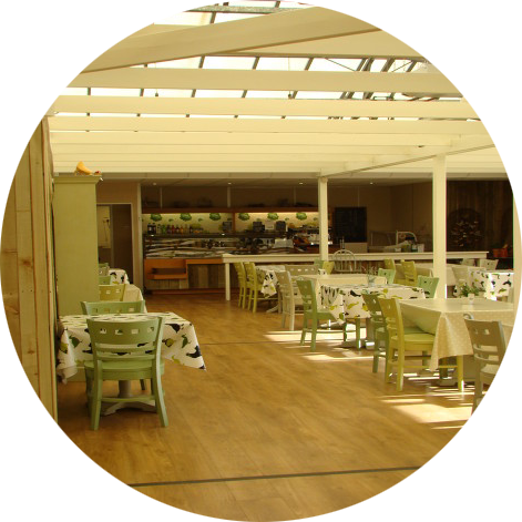 Conkers Garden Centre River Bank Tea Room