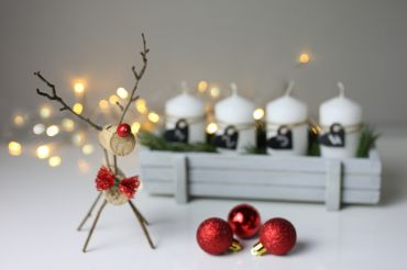 10 tips on making your own Christmas decorations